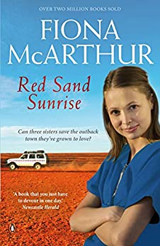 Red Sand Sunrise by [McArthur, Fiona]