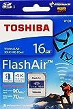 【TOSHIBA】THN-NW04W0160A6 東芝SDHCフラッシュAIR/FlashAirWirelessLAN対応
