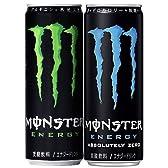 モンスターエナジー 355ml×24缶(1ケース) + モンスターアブソリュートリーゼロ 355ml×24缶(1ケース)