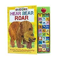 Hear Bear Roar (The World of Eric Carle: Play-a-sound)