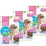 【セット販売】いぬのしあわせ 小型犬 1歳~6歳までの成犬用 脂肪・カロリー控えめタイプ 3.9kg(1.3kg×3袋)