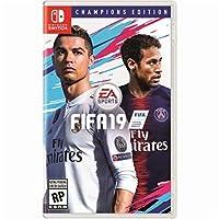 FIFA 19 Champions Edition Nintendo Switch FIFA 19 チャンピオンズエディション任天堂スイッチ北米英語版 [並行輸入品]