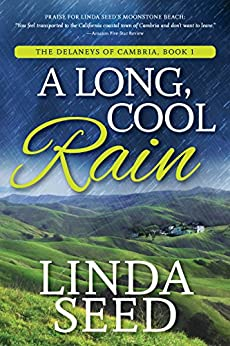 A Long, Cool Rain (The Delaneys of Cambria Book 1) by [Seed, Linda]