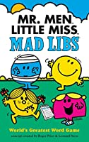 Mr. Men Little Miss Mad Libs (Mr. Men and Little Miss)