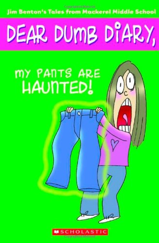 My Pants Are Haunted! (Dear Dumb Diary)の詳細を見る