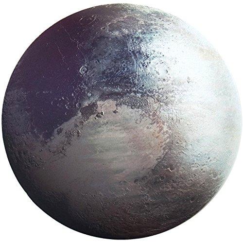 プラネット マウスパッド / 惑星 星 宇宙 (8.Pluto (冥王星)) [並行輸入品]