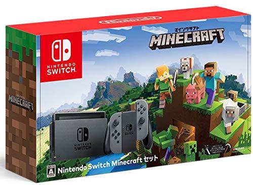 Nintendo Switch Minecraft (マイン...