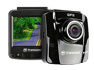 Transcend GPS/WiFi対応ドライブレコーダー 300万画素Full HD画質 DrivePro 220 / TS16GDP220A-J
