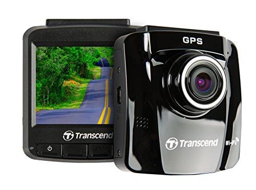 Transcend GPS/WiFi 対応ドライブレコーダー 300万画素 DrivePro 220 TS16GDP220M-J