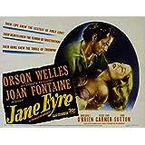Jane Eyre、Joan Fontaine & Orson Welles、1944–Unframed 20