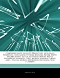 Articles on Companies Based in Kyoto Prefecture, Including: Nintendo, Intelligent Systems, Kyocera, Rohm, Kyoto Broadcasting System, GS Yuasa, Omron,