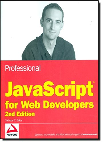 Professional JavaScript for Web Developers (Wrox Programmer to Programmer)の詳細を見る