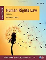 Human Rights Law Directions by Howard Davis(2016-09-28)
