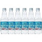 〔炭酸水〕 サントリー 南アルプスの天然水 スパークリング 500ml×24本