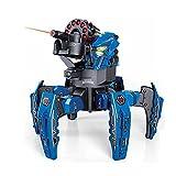 MRG SPACE WARRIOR スペースウォリアー 対戦型 おもちゃ ロボット ラジコン 日本語説明書付 (ブルー)