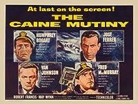 ケイン・ミューティニー(1954)11 x 17映画ポスター-スタイルD