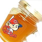 国産蜂蜜 カープはちみつ 120g (ギフト・自家用)