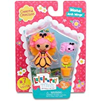 Lalaloopsy Minis doll- Monaアーチ翼