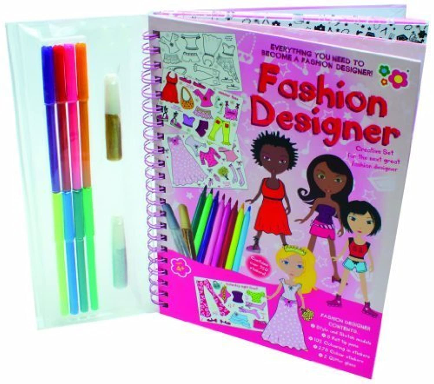 Meadow Kids Wiro book-fashion Designer by Meadow Kids