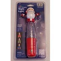 LED Color Changing Night Light Santa by Jasco [並行輸入品]