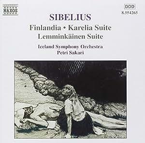 Finladia Op 26 / Karelia Suite Op 11