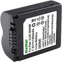 Panasonic Lumix DMC - dmc-fz28デジタルカメラバッテリーリチウムイオン( 750mAh )–交換用for Panasonic cgr-s006バッテリー