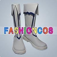 サイズ選択可女性25CM UD291 ソードアート・オンラインⅡ マザーズ・ロザリオ編 アスナ Asuna コスプレ靴 ブーツ