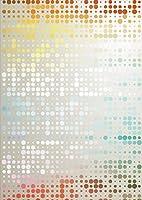 ポスター ウォールステッカー シール式ステッカー 飾り 127×178㎜ 2L 写真 フォト 壁 インテリア おしゃれ 剥がせる wall sticker poster p2lwsxxxxx-002351-ds ラグジュアリー クール 模様 カラフル