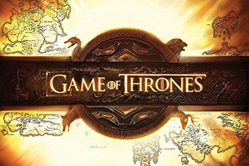 Game of Thrones ゲーム オブ スローンズ ポスター ロゴ 202