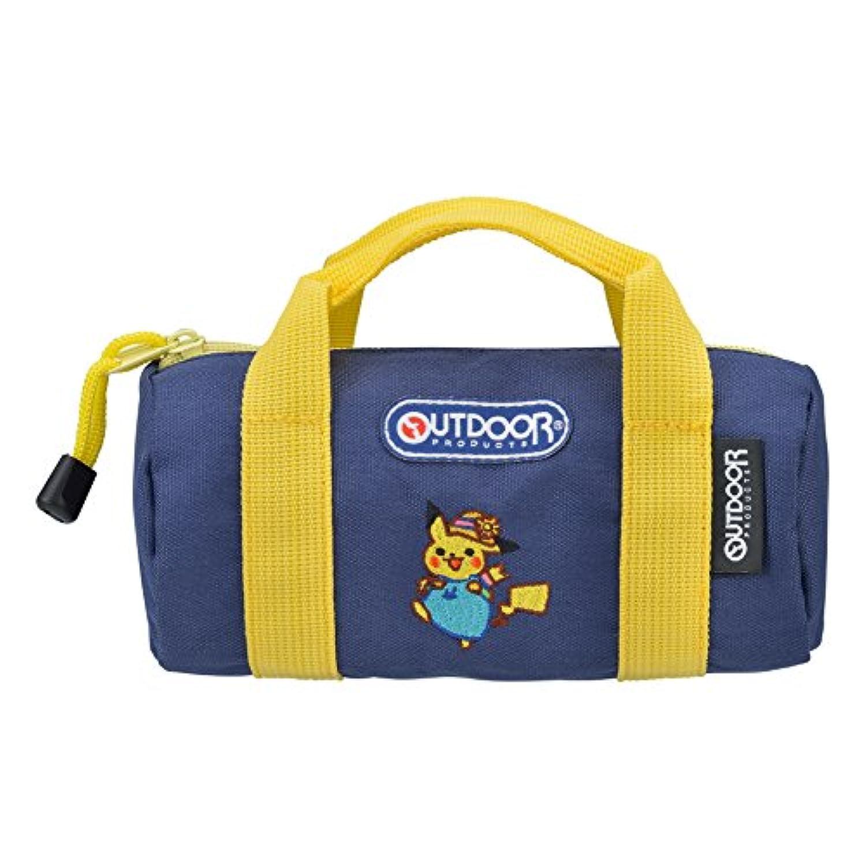 ポケモンセンターオリジナル OUTDOOR ドラムバッグ型ポーチ Pokémon Summer Life