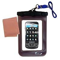 Gomadicアウトドア防水携帯ケースSuitable for the Samsung i5800に使用Underwater–keepsデバイスClean and Dry