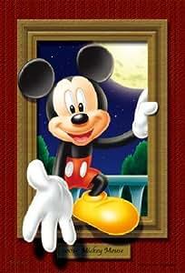 ジグソーパズル プチ マジカル・アート・ギャラリー ディズニー 204スモールピース ミッキー (10cm×14.7cm、対応パネル:プチ専用)