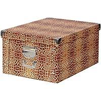 ボックスストレージ/ファイルストレージボックス、蓋/手紙/法律、衣類おもちゃ収納ボックスC