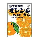 キャラクターカードスリーブ マルカワ オレンジガム