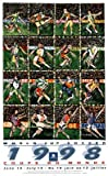Guy Buffet 1998World Cup Soccer France公式スポーツポスター (22x32) Canvas - Hand Stretched Gallery Wrap 671269-CAN1_1
