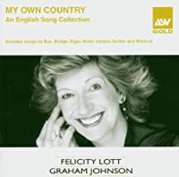 My Own Country: An English Song Collection