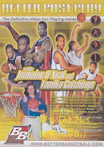 (後半) ベターポストプレイ(日本語字幕付) ベターバスケットボール(後半) [DVD]