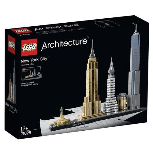 レゴ (LEGO) アーキテクチャー ニューヨーク 21028