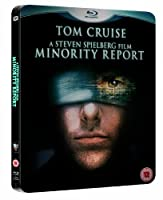 Minority Report: UK Steelbook (2002) (Blu-Ray) [Import]