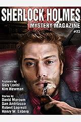 Sherlock Holmes Mystery Magazine #23 Kindle Edition