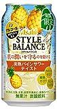 【季節限定】アサヒスタイルバランス完熟パインサワーテイスト 缶 [ チューハイ 350ml×24本 ]