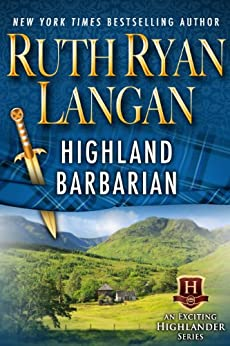 Highland Barbarian (Highlander Series Book 1) by [Langan, Ruth Ryan]