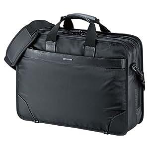 サンワサプライ超軽量PCバッグ 15.5型ワイド BAG-LW5BK