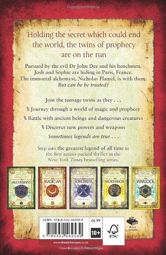 the magician the immortal nicholas flamel essay