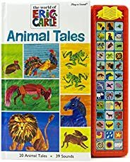 The World of Eric Carle: Animal Tales (Play-A-Sound)