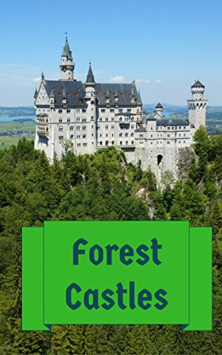 Forest Castles: 107 images Photobook of Wonderful Forest Cantles in many countries (photobook nature) (English Edition)