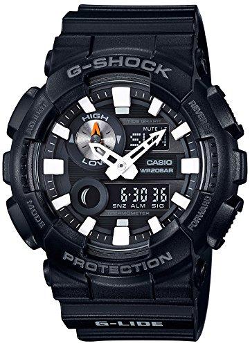 [カシオ] 腕時計 ジーショック G-LIDE GAX-100B-1AJF ブラック