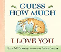 Guess How Much I Love You Lap-Size Board Book by Sam McBratney(2013-12-24)