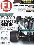 F1 Racing [UK] February 2017 (単号)