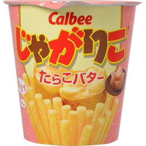 カルビー じゃがりこ たらこバター 52g×12袋